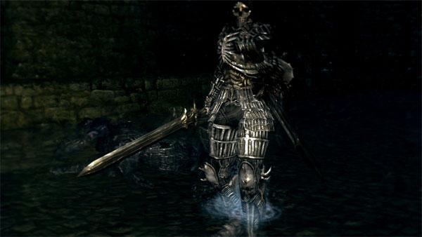 Artorias Armor Restored Dark souls diaries: deaths Artorias Armor Restored