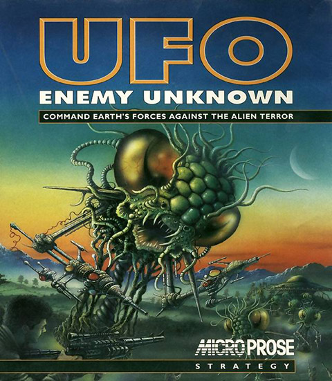 UFO Enemy Unknown cover