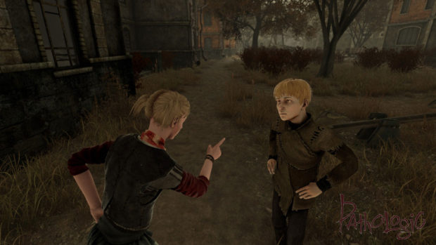 """The children... oh God. To (probably mis)quote John Walker's review, """"The children of Pathologic are worth another thousand words all by themselves."""""""