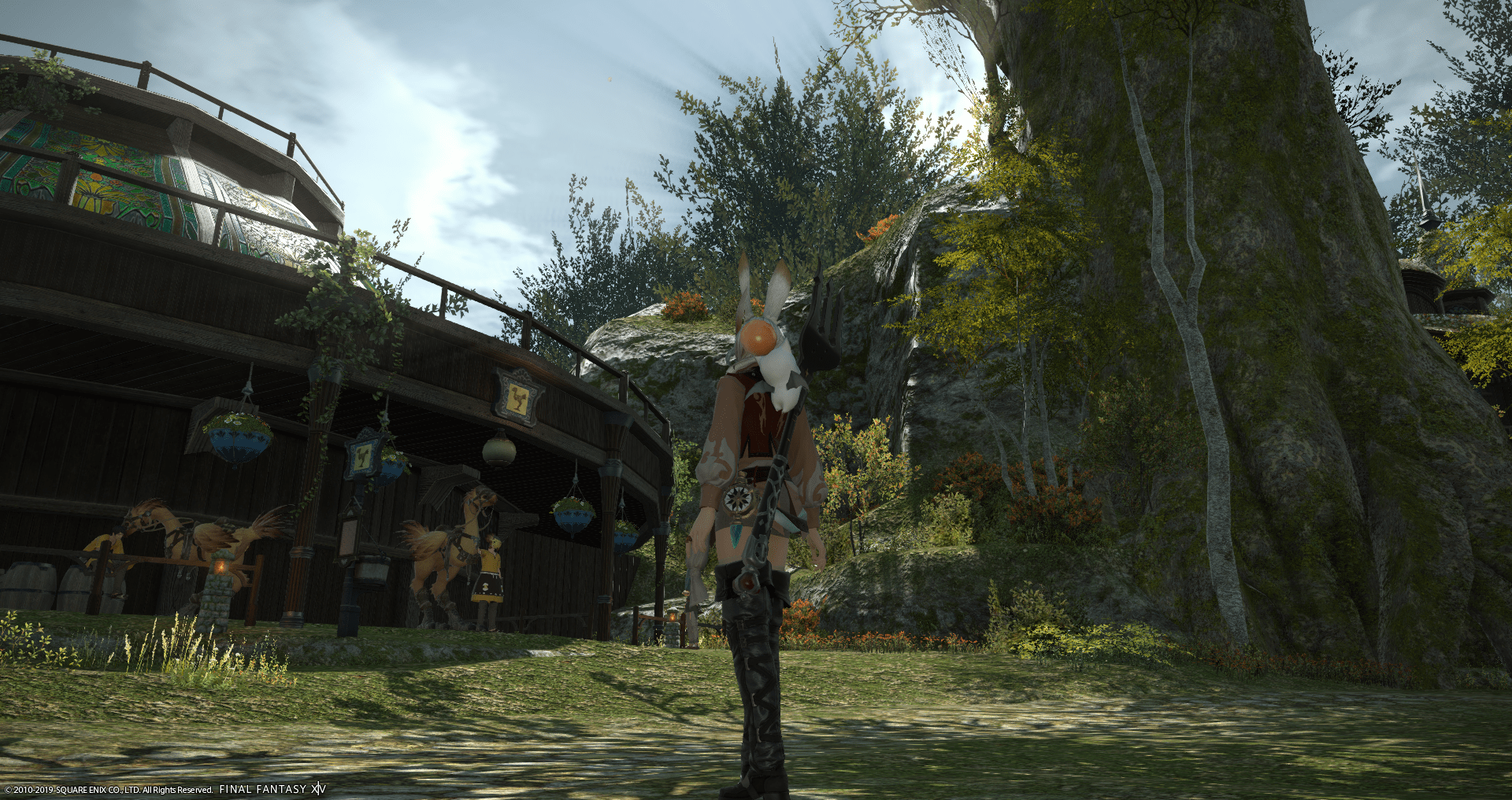 Final Fantasy XIV: A Realm Reborn - Tap-Repeatedly