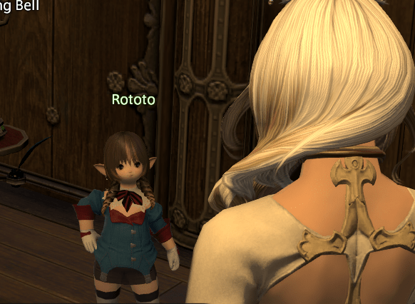 Rototo is my Lala retainer