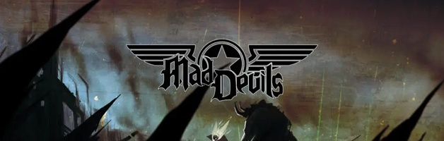 Mad Devils Heads For Steam Playtest