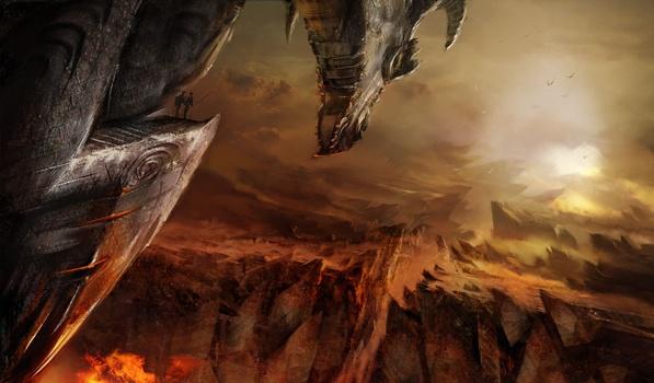 Dragon Scar