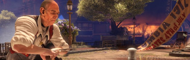 Bioshock: Infinite: In-game Footage Released