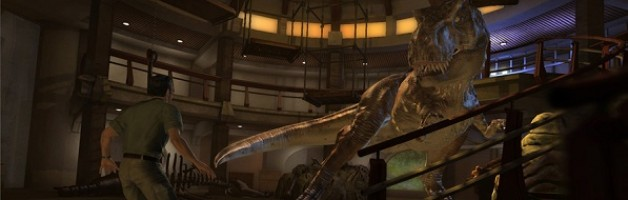 Impressions: Jurassic Park: The Game