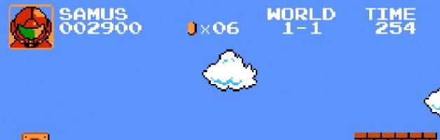 Lunchbreak Game: Super Mario Crossover 2