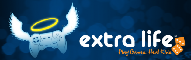 Extra Life – Play Games – Heal Kids