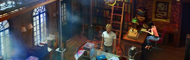 Adventure Games from Phoenix Online Publishing at GDC