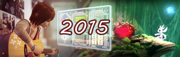 AJ's Games of the Year 2015