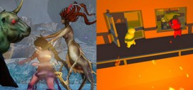 Abyss Odyssey and Gang Beasts