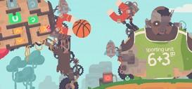 Just Regular Humans playing Regular Basketball
