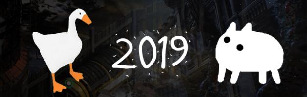 AJ's 2019 Video Game Roundup