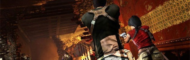 First Impressions: Uncharted 2