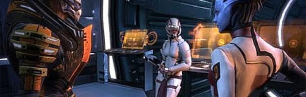 First Impressions: Mass Effect 2